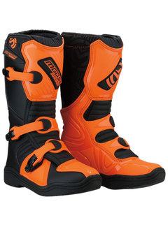 Moose Racing Kinder Offroad Cross Stiefel M1.3 orange schwarz
