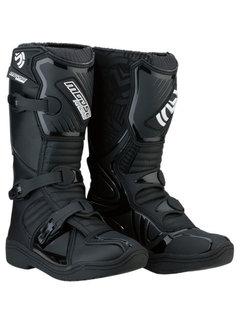Moose Racing Kinder Offroad Cross Stiefel M1.3 schwarz