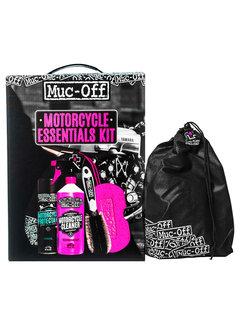 Muc-Off Motorrad ATV Quad Fahrrad - Essentials - Reinigungs - Kit