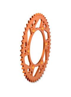 Moose Racing Kettenrad Aluminium orange passend für alle KTM Modelle