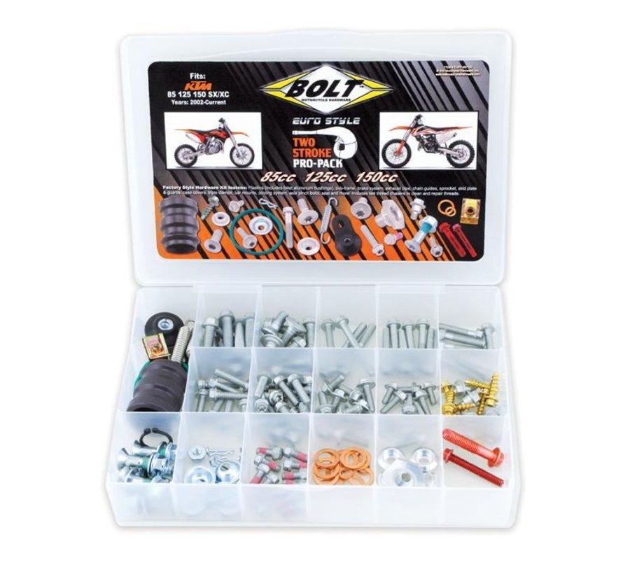 Schrauben Set für KTM 85cc 125cc 150cc 2 Takt