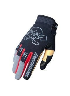 Fasthouse Speed Style Twitch Handschuhe Glove Black Charcoal