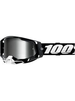 100 % Racecraft 2 MX Enduro Brille schwarz
