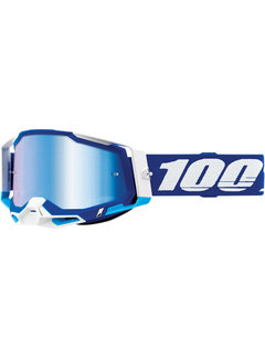 100 % Racecraft 2 MX Enduro Brille blau