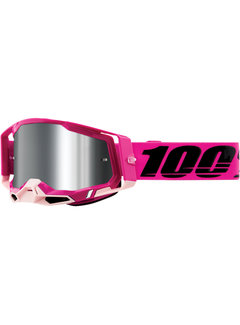 100 % Racecraft 2 MX Enduro Brille Maho pink