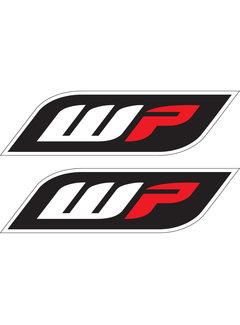 Factory Effex Stickerset Schwingen Aufkleber WP schwarz rot weiss