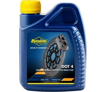 Putoline DOT 4 Bremsflüssigkeit