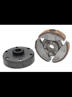 Glocke + Fliehkraftkupplung SX 50 / NRG50 luftgekühlt / wassergekühlt (Typ 5)