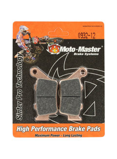 Motomaster Bremsbelege Brakepad hinten für KTM Husqvarna GasGas