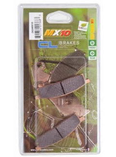 CL-Brakes Bremsbelege Brakepad vorne für Yamaha YZ65