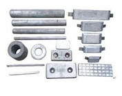 Various anodes