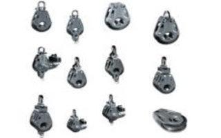 Poleas y accesorios