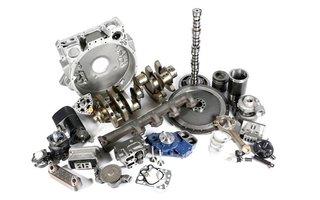 Partes generales del motor