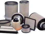 Luchtfilters en onderdelen