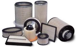 Filtros de aire y las piezas
