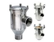 Sea water filters