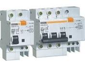 Earth leak circuit breakers