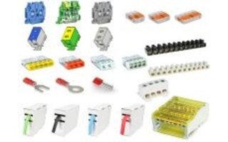 Conectores y terminales de alambre