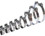 Barrel band clamps Inox