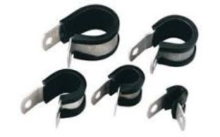 Abrazaderas de P clip