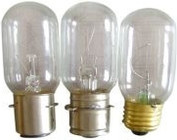 Navigation lights bulbs