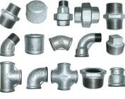 Malleabele en staal fittingen