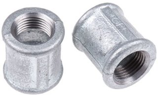 Sockets (galvanized)