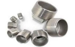 Caps & plugs (galvanized)