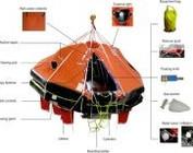 Life rafts & accessories