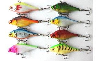 Lures & fish hooks