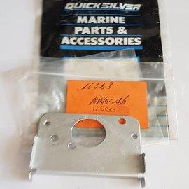Quicksilver - Mercury 16328  Mercury Quicksilver Soporte de placa deflectora
