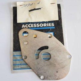 Quicksilver - Mercury 19700-1 Quicksilver Faceplate