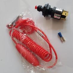 Interruptor de apagado del motor fuera de borda