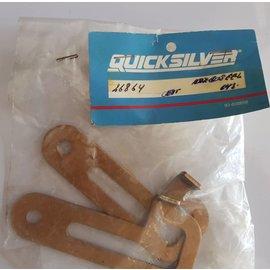 Quicksilver - Mercury 26864 Mercury Quicksilver Parar la inclinación de la palanca, Babor