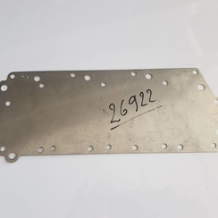 26922 Mercury Quicksilver Water jacket manifold plate