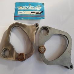 34671 Quicksilver Caja de la palanca de control del acelerador