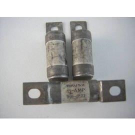G&C Zekering HBC Brush 15A 059-0124. 17x71mm