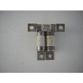 G&C Zekering HBC Brush 20A 059-0124. 17x71mm