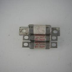 Zekering HBC Brush 20A 011-9679. 12x56mm