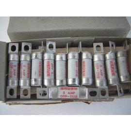 G&C Zekering HBC Brush 5A  059-0118. 12x53mm