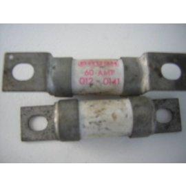 G&C Zekering HBC Brush 60A 012-0141. 17x71mm