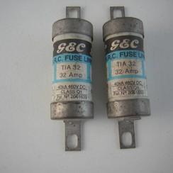 Fuse link HBC G&C 32 A