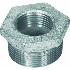 "Bushing male 1 1/2"" x 1"""