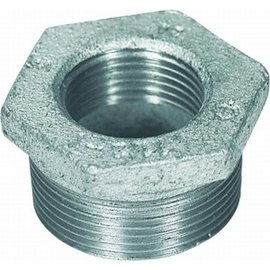 "Bushing male 1/2"" x 3/8"""