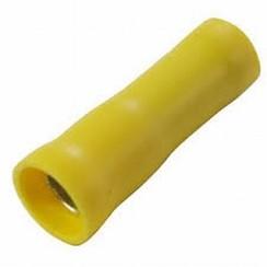 Terminal de cable de bala hembra amarillo