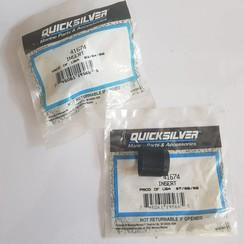 41674 Quicksilver  Mercury Insertar