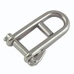 Halyard shackle Inox 8mm