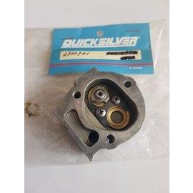 Quicksilver - Mercury 23009 A1 Mercury Quicksilver Conjunto de bomba de combustible