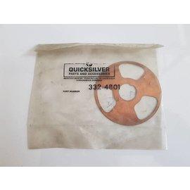 Quicksilver - Mercury 332-4801 Quicksilver rotor de disco