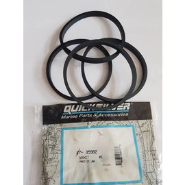 Quicksilver - Mercury 27-35982 Quicksilver Mercury  Bell Housing rubber gasket